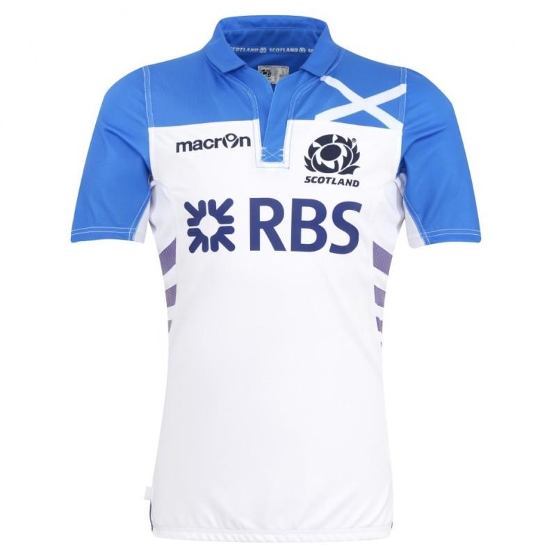 Scotland Macron Alternate Rugby Pro Shirt