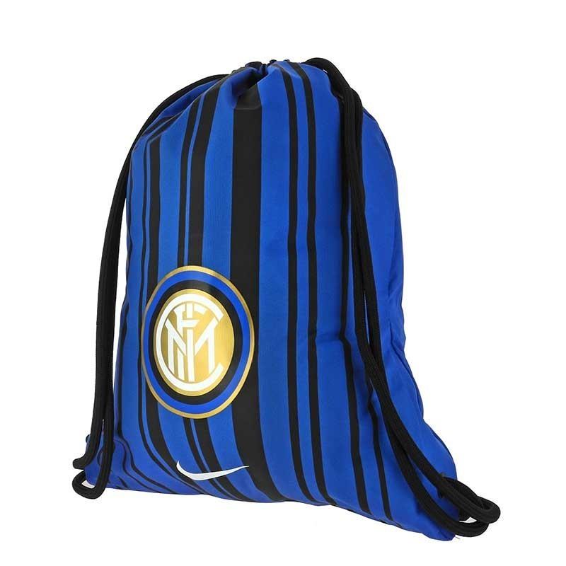 Inter sacca palestra gym sack 201718 Nike BA5417-481