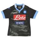 Napoli maglia replica away camouflage bambino 2013/14 Macron