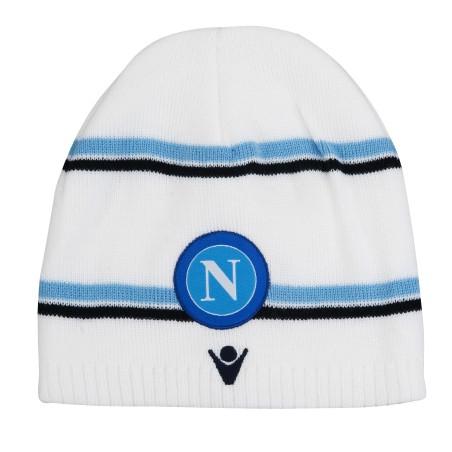 Napoli cuffia berretto cappello Macron