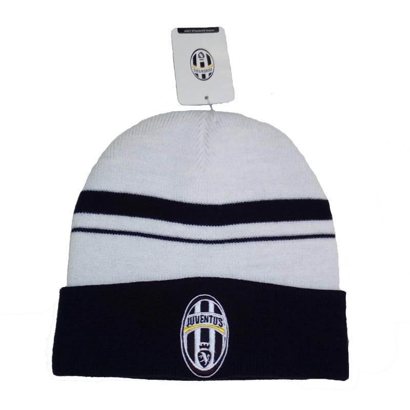 Juventus-mütze-beanie-offizielles logo