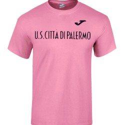 Palerme t-shirt de logo de Sportswear Joma rose