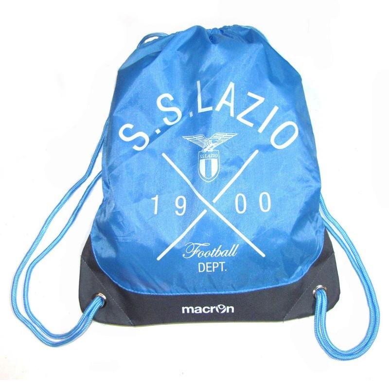 Lazio bolsa de hombro de la correa de gimnasio saco de la bolsa de Macron