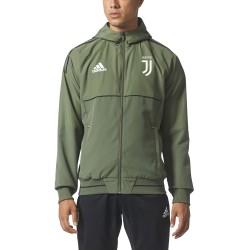 La Juventus chaqueta representante de la UCL 2017/18 Adidas