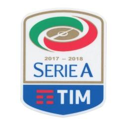 Patch-Fußball-Liga Serie A TIM 2017/18