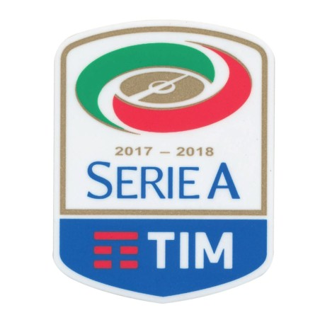 Patch Lega Calcio Serie A TIM 2017/18