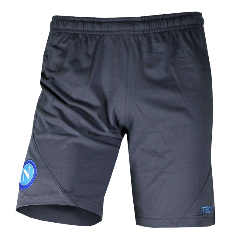 Neapel training shorts grau Macron 2014 2015
