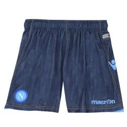 Napoli pantaloncini away bambino 2014/15 Macron