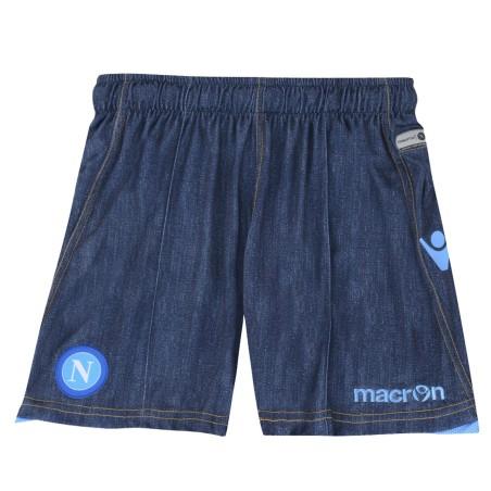Napoli cortos lejos baby 2014/15 Macron