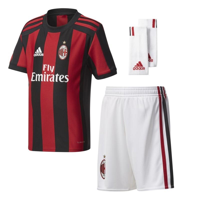 Milan home junior mini kit-Adidas 2017/18