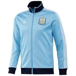Argentina AFA felpa azzurra 10 Messi Adidas