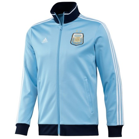 Argentina AFA sweatshirt blue 10 Messi Adidas