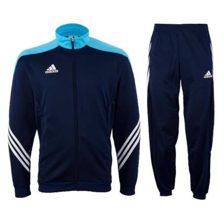 Tracksuit training Sereno 14 navy blue Adidas