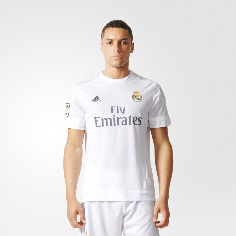 Real Madrid home shirt 2015/16 Adidas