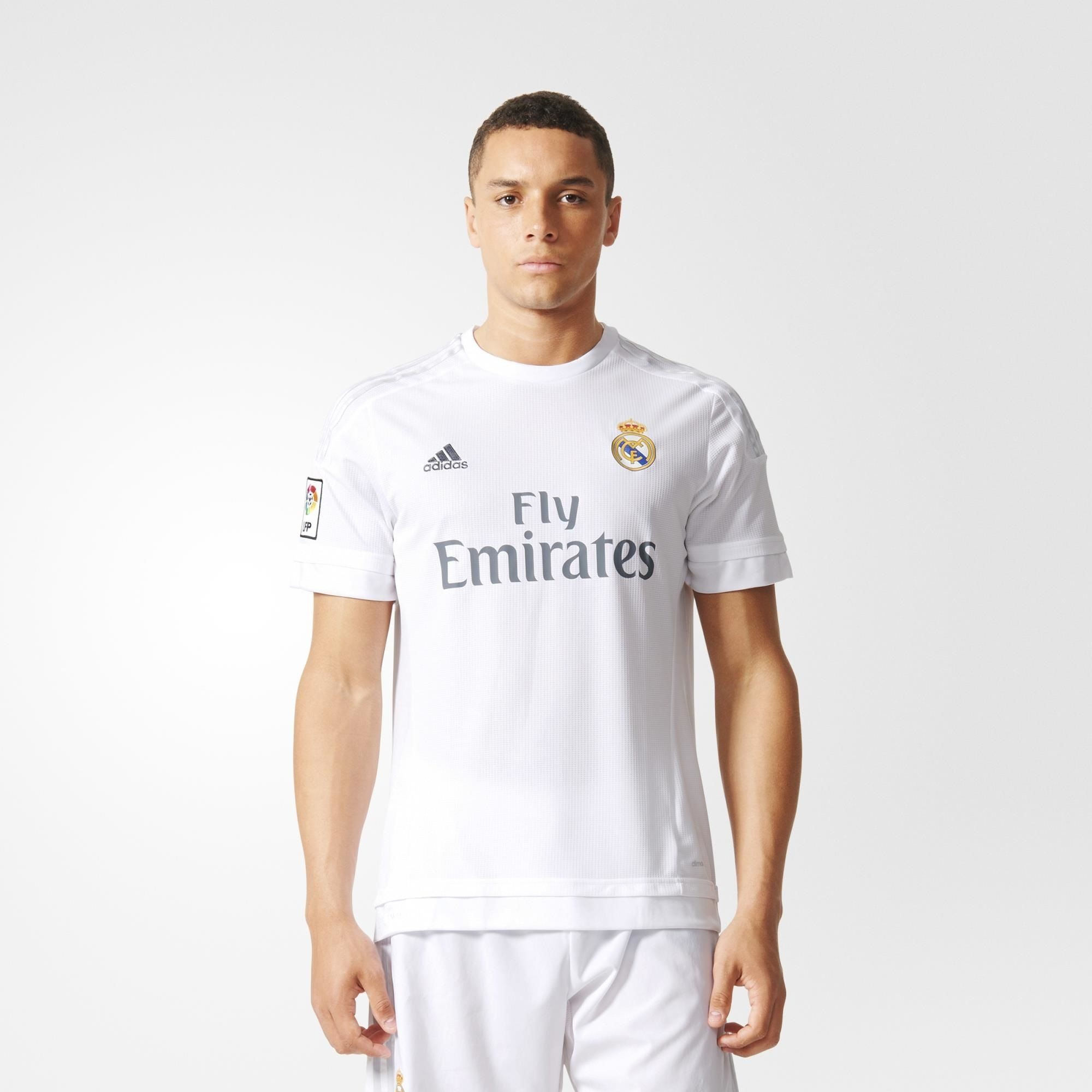Real Madrid home shirt 2015/16 Adidas