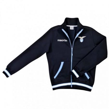 La Lazio sweat-shirt de l'équipe de bleu Macron