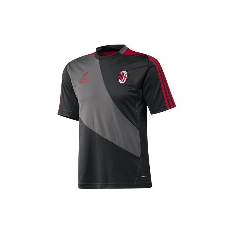 Milan training shirt grau Adidas UCL