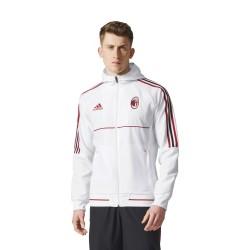 Milan veste-représentation de blanc 2017/18 Adidas