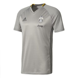 Juventus FC training jersey grey 2016/17 Adidas