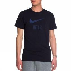 Entre t-shirt tipo básico negro Nike