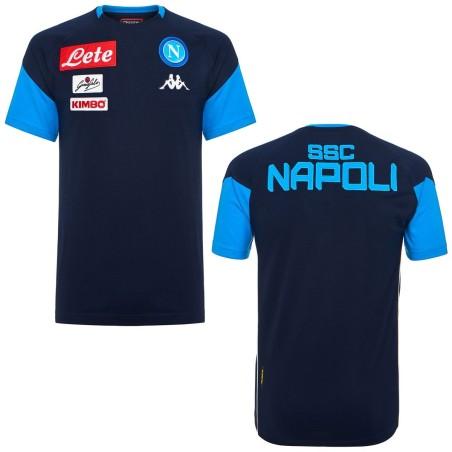 Neapel t-shirt vertretung Ayba 2017/18 Kappa
