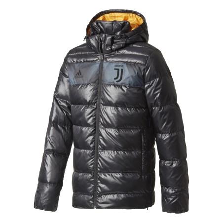 Juventus padded jacket black 2017/18 Adidas