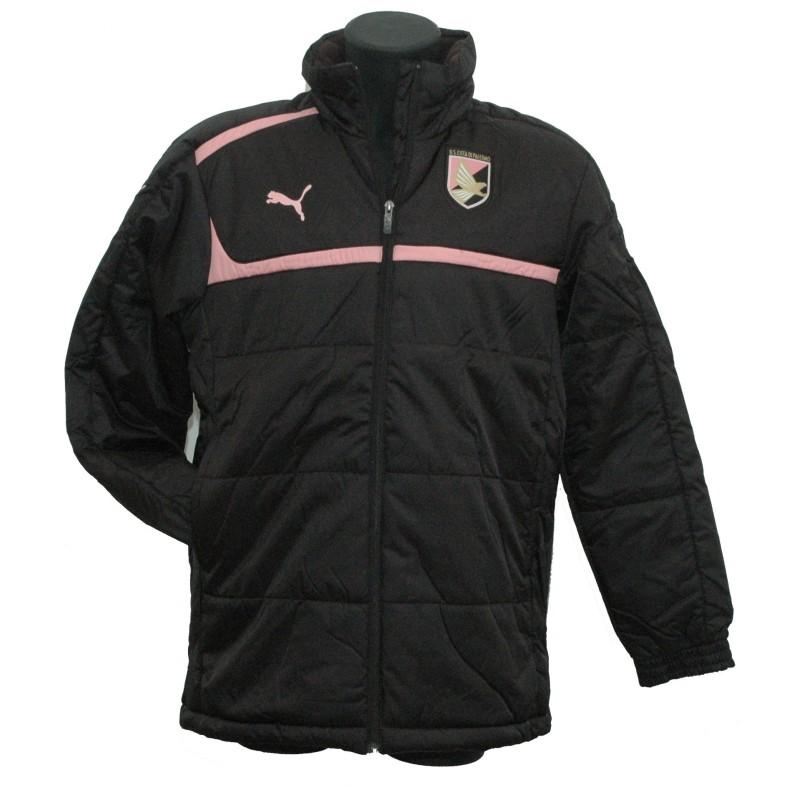 NOUS Palerme veste vers le bas veste de l'équipe noir Puma