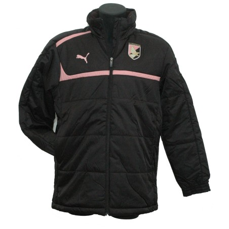 US Palermo-jacke daunen-team schwarz Puma
