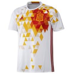 Spain away shirt 2016/18 Adidas