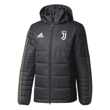 La Juventus veste UCL noir 2017/18 Adidas