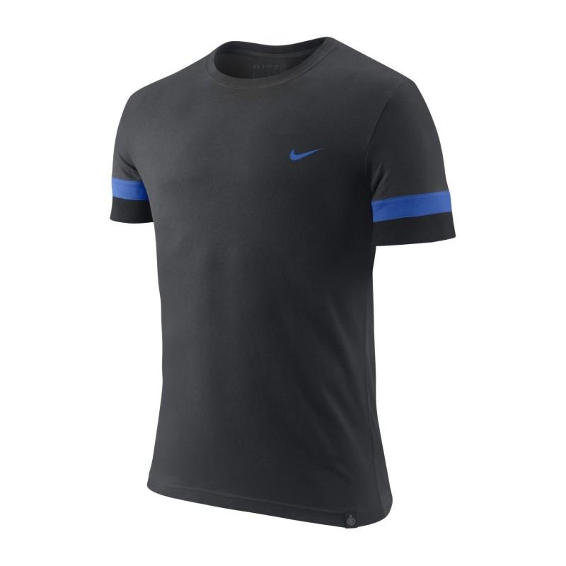 Inter t-shirt partisans, noir Nike