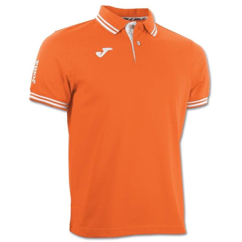 Polo Combi Joma temps libre d'orange