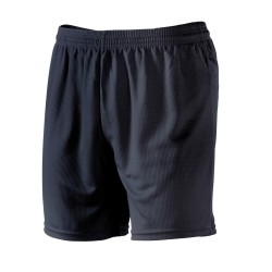 Short de Football noir Macron