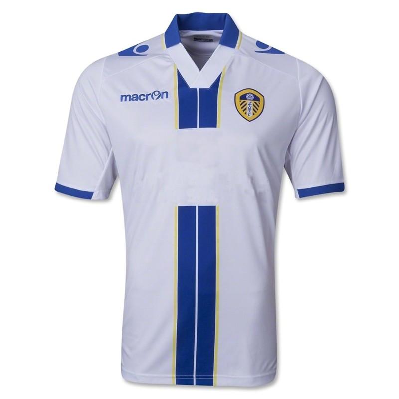 Leeds United camiseta casa 2013/14 Macron