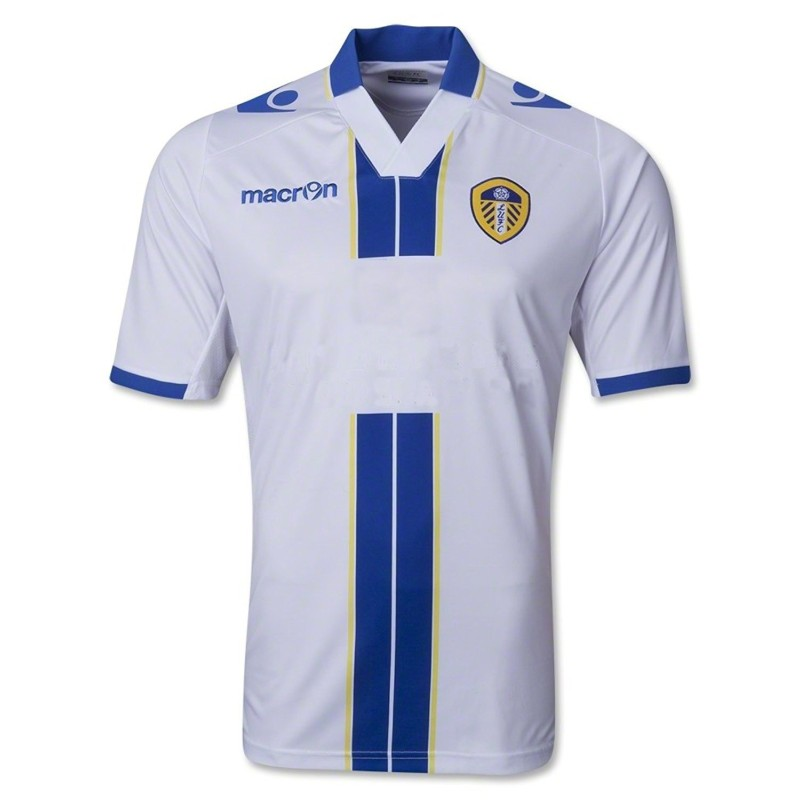 Leeds United home shirt 2013/14 Macron