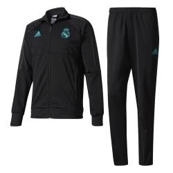 Real Madrid tuta panchina nera 2017/18 Adidas