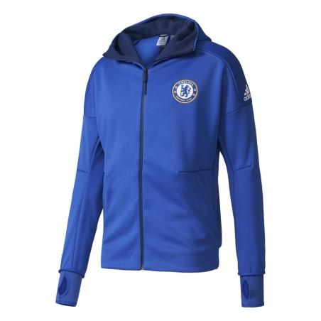 El Chelsea con capucha Himno pre partido 2016/17 Adidas