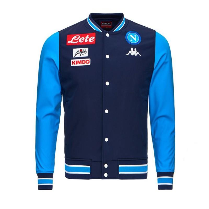 Nápoles chaqueta de representación Ambarino 2017/18 Kappa