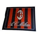 Milan bandiera scudetto 140 x 180 cm prodotto ufficiale