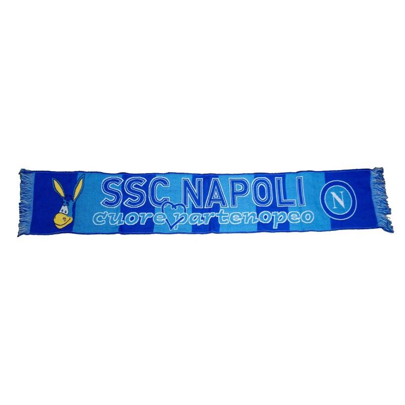 Napoli scarf jacquard Naples official