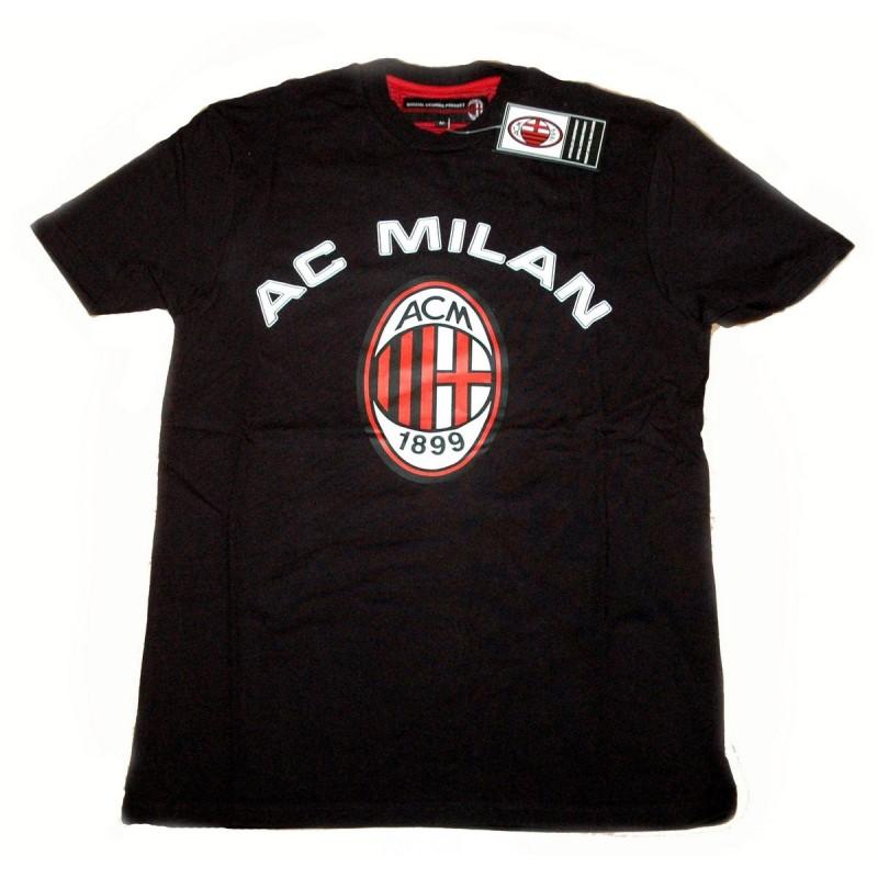 Milan t-shirt ACM 1899 schwarz