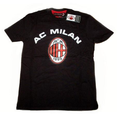 Milan t-shirt ACM 1899 black