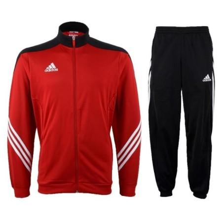 Adidas Tracksuit training Sereno 14 red