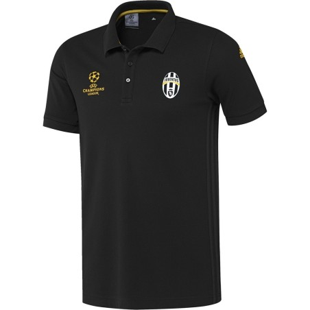 Juventus Fc polo représentant l'UCL 2016/17 Adidas
