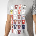 Adidas t-shirt de l'UCL de l'uefa Ligue des Champions de l'Histoire de l'Histoire