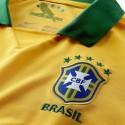 Brazil home shirt 2013/14 Nike
