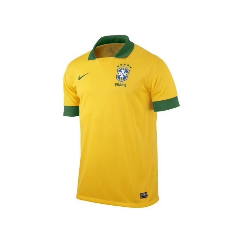 Brésil maillot domicile 2013/14 Nike