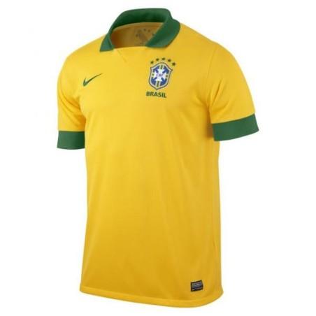 Brasilien trikot home 2013/14 von Nike