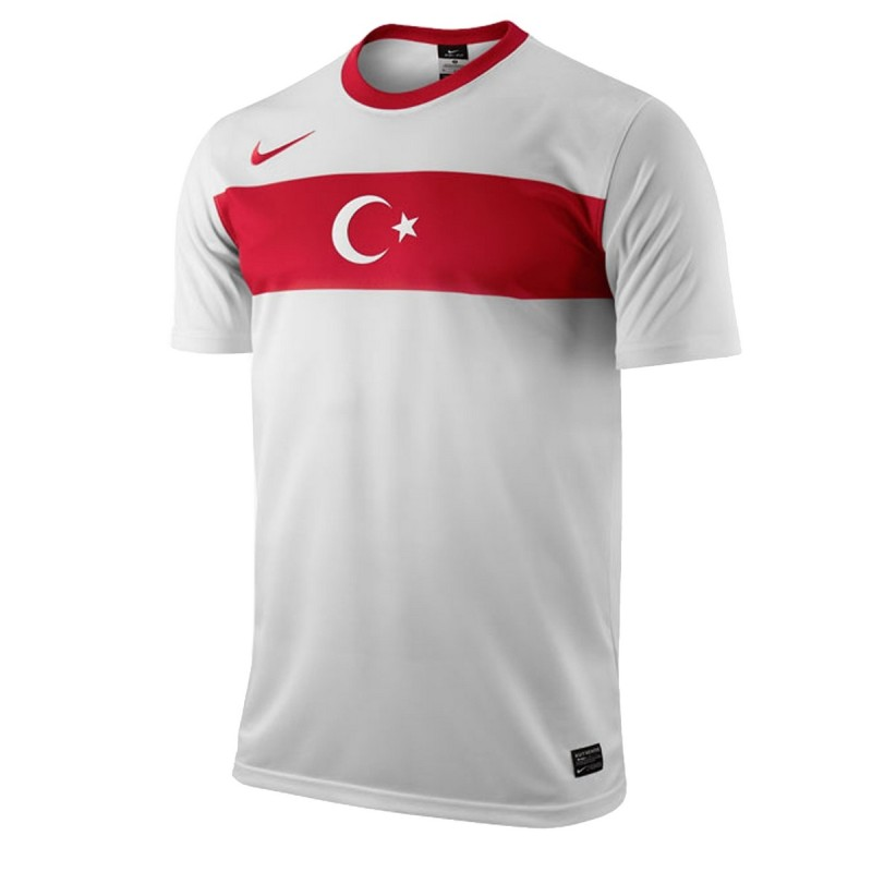 Turkey jersey away stadium 2012/14 Nike