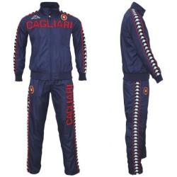 Cagliari suit representing navy Kappa